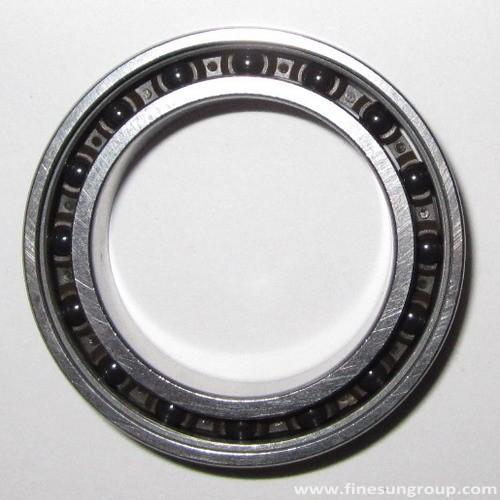 Stainless steel ceramic bearing