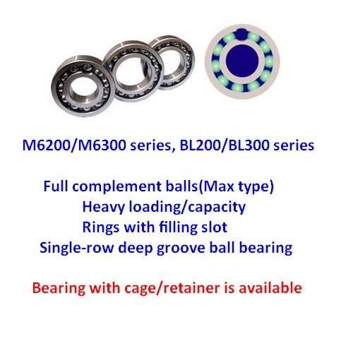 Heavy Duty Ball Bearing