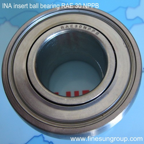 Insert ball bearing unit